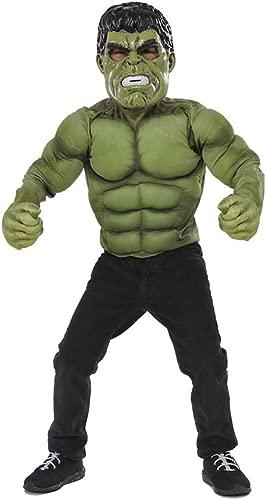 Disfraz Hulk NiñO 4 AñOs