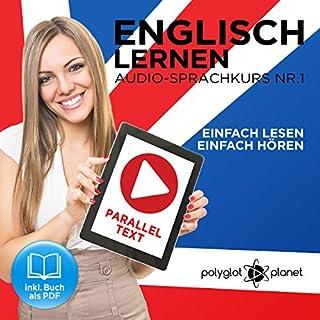 Englisch Lernen | Einfach Lesen | Einfach Hören [German Edition] Titelbild