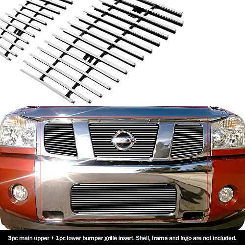 07 Nissan Titan Armada Billet - 1