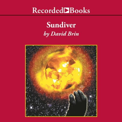 Sundiver audiobook cover art
