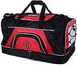 Brubaker 'Big Base' XXL Sporttasche 90 L mit großem Nassfach als Bodenfach + Schuhfach -...