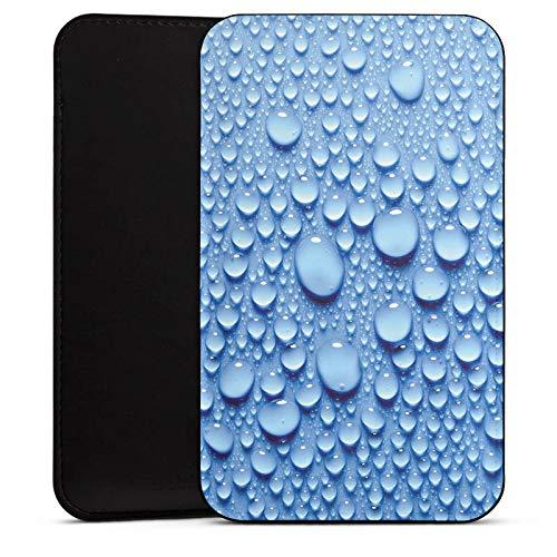 DeinDesign Cover kompatibel mit Wiko Barry Hülle Tasche Sleeve Socke Schutzhülle Water Wasser Tropfen