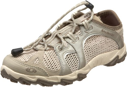 SALOMON Light Amphib 3 Dames wandelschoenen, Bruin, UK4
