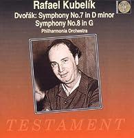Symphonies Nos.7 & 8