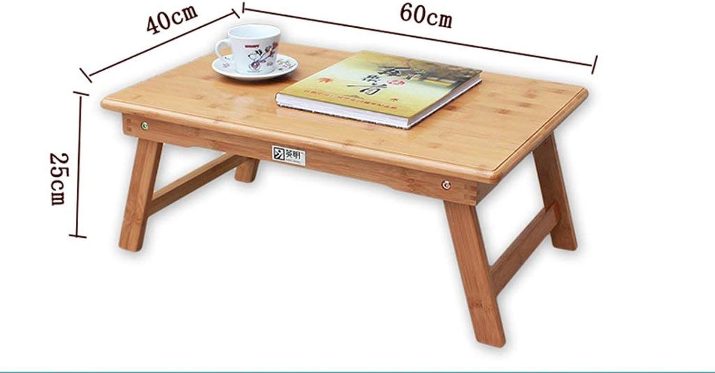 forma única BJYG BJYG BJYG Mesa Plegable Mesa de Aprendizaje Multifuncional para el hogar Mesa Perezosa Mesa de Escritorio portátil Pequeña (Tamaño  B)  ventas en linea