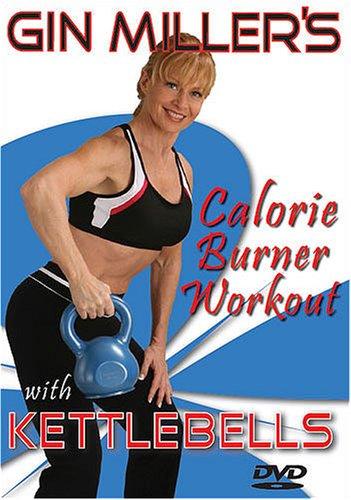 Gin Miller's Calorie Burner Workout with Kettlebells