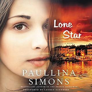 Lone Star audiobook cover art