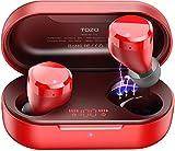 TOZO T12 Auriculares Bluetooth con Control táctil y Estuche de Carga inalámbrica Pantalla LED de Int...
