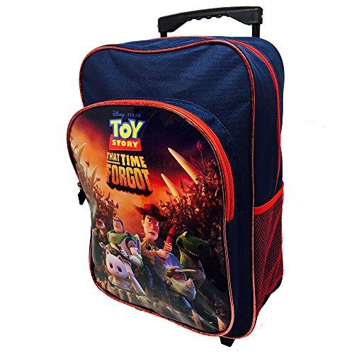 Disney Pixar Toy Story Carrello Zaino Deluxe, 40 cm, Multicolore