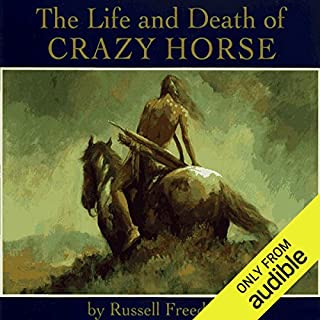 The Life and Death of Crazy Horse  audiobook cover art