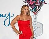 18inch x 14inch/44cm x 35cm Mariah Carey Silk Poster