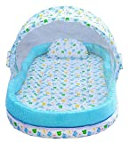 Nagar International Baby Bassinet & Cradle Bedding Set in Large Size Mosquito Net