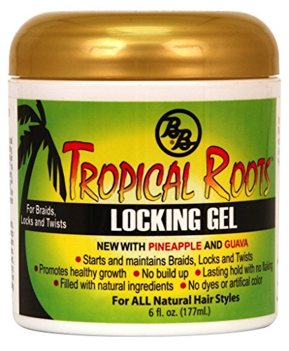B&B Tropical Roots Locking Gel by Bronner Brothers