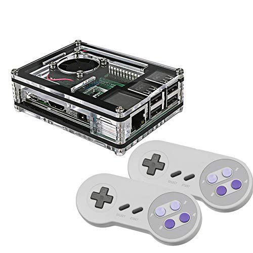 Retropie Emulation Console 125,000+ Games Raspberry Pi 3 B+ Fully Loaded