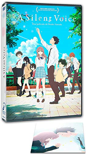 Koe no katachi - A Silent Voice (Non USA Format)