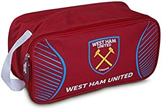 West Ham United F.C. Boot Bag SV Official Merchandise by West Ham United F.C.