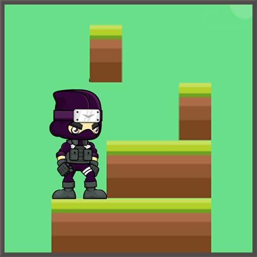Ninja Jump Stack Pile