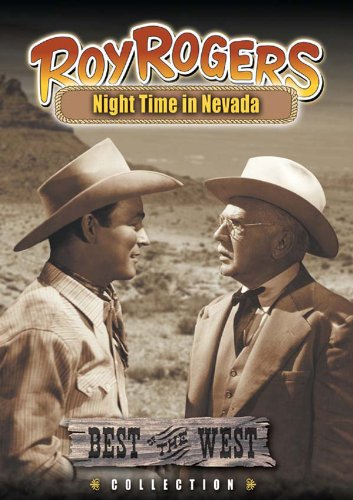 Roy Rogers - Night Time in Nevada