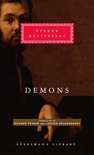 Demons (Everyman's Library, 182)