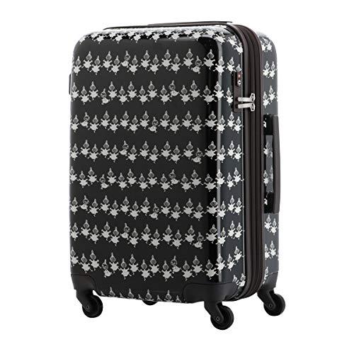 [ムーミン] ミイ スーツケース 50L/60L 56cm 3.9kg MM2-016 ブラック