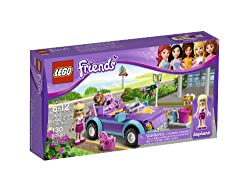 LEGO Friends Stephanie's Cool Convertible 3183 from LEGO