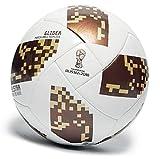 Pelota de fútbol de Adidas, de la Copa del Mundo de 2018 celebrada en Rusia, para adultos, talla 5
