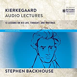 Kierkegaard: Audio Lectures audiobook cover art