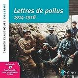 Lettres de poilus 1914-1918 - Nathan - 26/08/2019