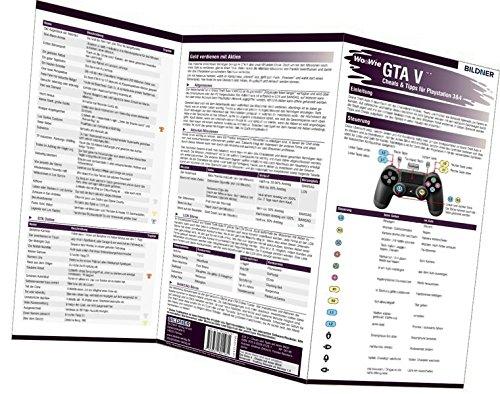 GTA 5 - Cheats, Tipps und Tricks auf einen Blick!: Für Xbox 360 und Xbox one