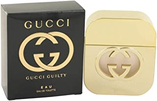 Gucci Guilty Eau by Gucci for Women - Eau de Toilette, 50ml