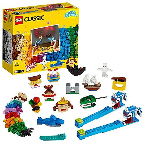 lego classic 2020 LEGOClassicMattoncinieLuci