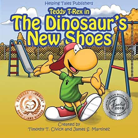 The Dinosaur's New Shoes