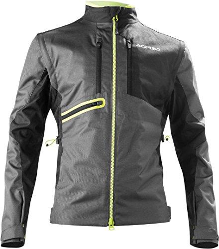 Acerbis Enduro-One Jacke schwarz/gelb L
