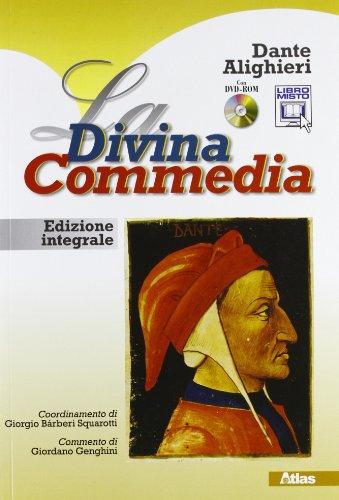 La Divina Commedia. Per le Scuole superiori. Con DVD-ROM. Con espansione online
