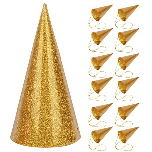 Delicada gorra de cumpleaños, hermosa corona de fiesta para...