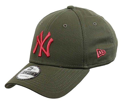 New Era New York Yankees - Gorra de béisbol para mujer, para verano e invierno, cierre de béisbol, talla única