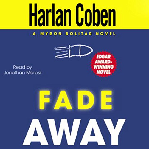 Fade Away audiobook cover art