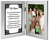 Stepmom Gift for Her Birthday or Christmas, Touching Poem for Stepmother from Stepchildren - Add 4x6...