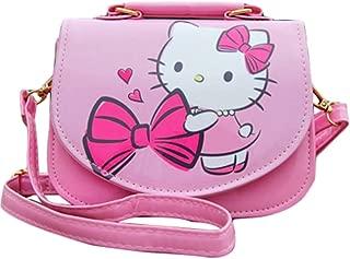 Kerr's Choice Hello Kitty Bag for Girls   Hello Kitty Crossbody Purse   Girls Cat Bag