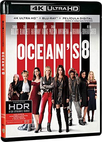 Ocean's 8 4k Uhd [Blu-ray]