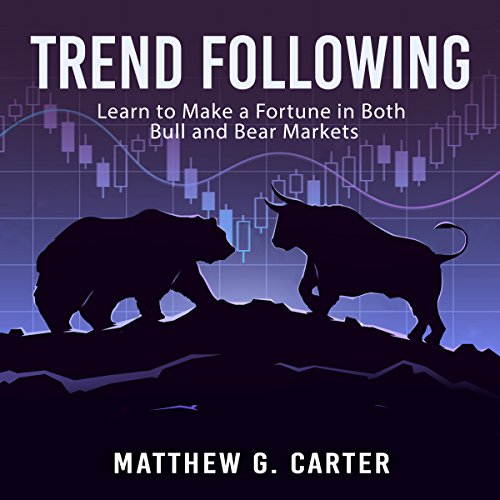 Trend Following audiobook cover art