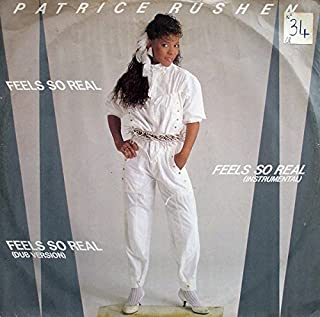 Feels So Real (Won't Let Go) - Patrice Rushen 12