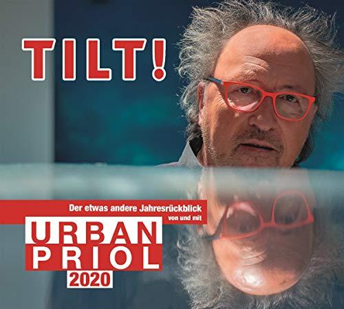 Tilt! 2020 - Der etwas andere Jahresrückblick von und mit Urban Priol: WortArt