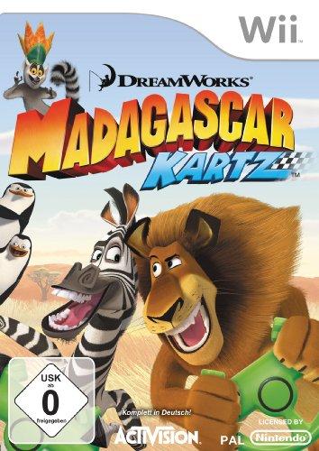 Madagascar Kartz Wii