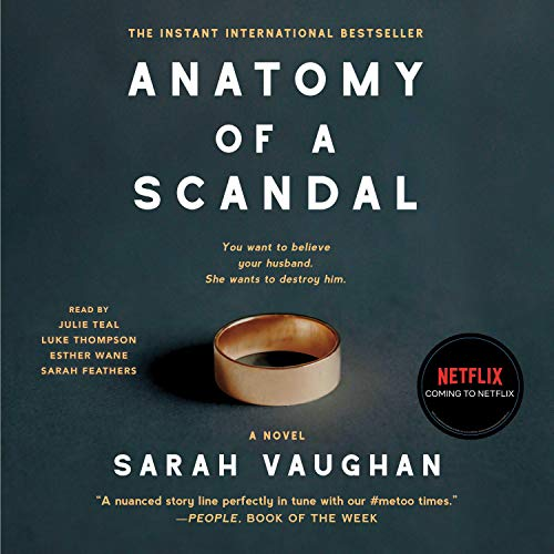 Anatomy of a Scandal Audiobook By Sarah Vaughan cover art
