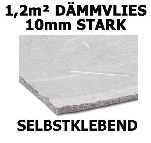 2x Dämm Vlies selbstklebend 100x60cm