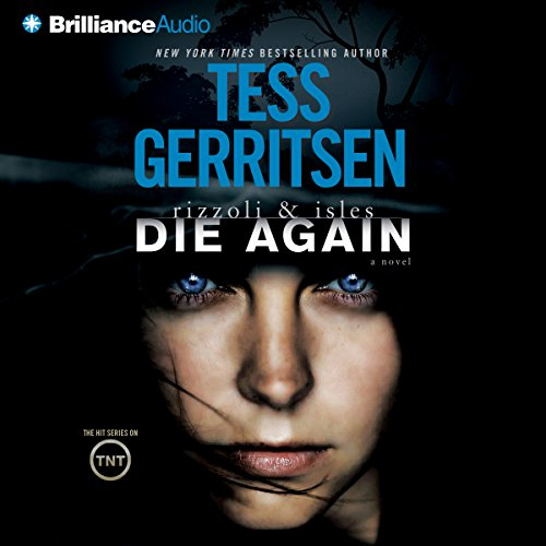 Die Again audiobook cover art