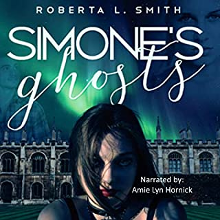 Simone's Ghosts audiobook cover art