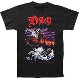 Dio Holy Diver Hombre Black T-Shirt