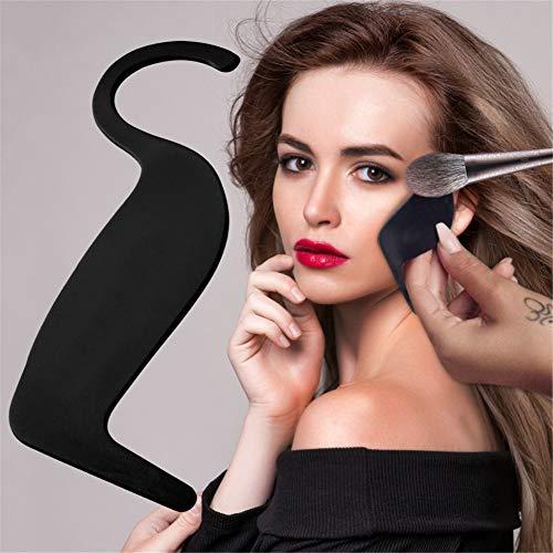 Herramientas de maquillaje Contourer, plantillas de sombra de ojos con contorno mágico, delineador de ojos, tarjetero Contorno de contorno, delineador de ojos, herramienta de tarjeta